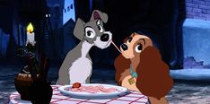 Live Action 'Lady and the Tramp' Set to Release on Disney+. With the big news about the Disney+ launch in November we are sure to see an uptick in content Walt Disney, Disney Films, Disney Amor, Disney Love Songs, Disney Dogs, Disney Magic, Disney Pixar, Disney Characters, Disney Movie Scenes