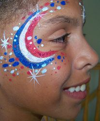 Holiday Designs - FACE PAINTING PARADISE IN SALT LAKE CITY UTAH