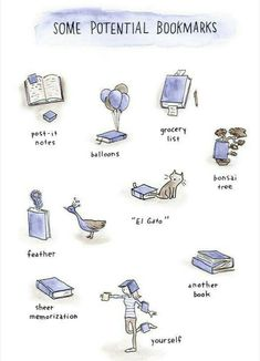The stressful life of a bookworm