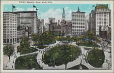Union Square, New York City