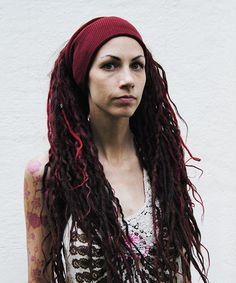 This Burgundy knitted dreadlock headband / headwrap can be found for sale in our shop: http://dreadstuff.com/collections/headbands-and-scarves/products/burgundy-knitted-dreadlock-headband-headwrap #dreadlockheadwear #dreadlockheadwraps #dreadlockaccessories #dreadlockheadbands #headband #headwrap #hairwrap  #dreadlockhats #dreadlocktams #hatstocoverdreads #dreadtams #dreadhats #dreads #dreadlocks