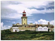 Postcard of a Lighthouse