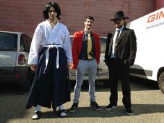 Cosplay Lupin Mantova Comics & Games 2014