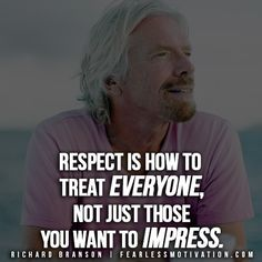 Sir Richard Branson Quotes & Inspirational Video Talks - www.FearlessMotivation.com #RichardBranson #Entrepreneur #Millionaire #Billionaire