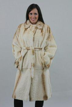 . Skin To Skin, Mink Fur, Fur Coat, Furs, Brown, Saga, Jackets, Nice, Fashion