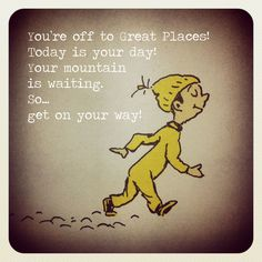 A Suess kind of day!
