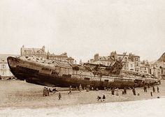 incredible design for the time of ww1 Some 187, or almost half, of the 380 U-boats used by the German navy in World...