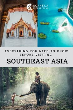Thailand, Cambodia, and Vietnam are located in the heart of Southeast Asia. These three countries are within close proximity to each other and lie just above the equator. They are known for their stunning temples, street food, and tropical beaches. Thailand, Cambodia, and Vietnam are among the safest and most culturally diverse countries in this region. Here's everything you need to know before your trip to this exotic side of the world!