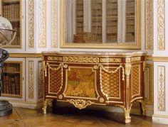 Réunion des Musées Nationaux-Grand Palais - Riesener Jean-Henri (1734-1806) Versailles, châteaux de Versailles et de Trianon