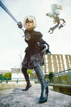 'Nier: Automata' Cosplay Is Hot Right Now