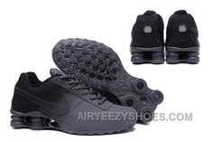 af53a8db6a8 Men NIKE SHOX DELIVER 809 Black Discount DMt2id