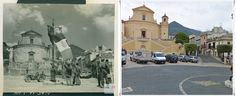 pattuglie avanzate della quinta armata entrano   in #Roccagorga, #Maenza, #28maggio1944 Italia