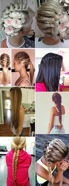 WE LOVE BRAIDS: Popular Braided Hairstyles for 2015