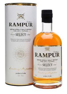 RAMPUR SINGLE MALT WHISKY, India
