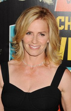 Elisabeth Shue arrives at the 'Chasing Mavericks' Los Angeles Premiere at Pacific Theaters at the Grove on October 18 2012 in Los Angeles California