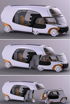 Colim, the detachable minivan