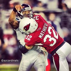 #AZCardinals safety #TyrannMathieu. @Genevieve Roy Lower / Slingshot Photography #nfl #azlottery #photooftheday #SEAvsAZ