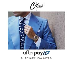 OTAA x Afterpay We've teamed up with Afterpay to give you more paying options than ever before. Jump on board and shop your favourite ties now, worry about your payment later. Motivational Photos, Knit Tie, Wedding Ties, Skinny Ties, Pocket Square, Bracelets For Men, Groomsmen, Gq, Shop Now