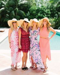 what should you wear to a bridal shower