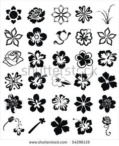 Perfect Small Tropical Flower Drawings And View, … - Tattoo Designs Men Tropical Flower Tattoos, Flower Wrist Tattoos, Flower Henna, Small Flower Tattoos, Finger Tattoos, Tropical Flowers, Small Tattoos, Flower Drawings, Lotus Flower