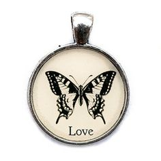 Happiness in Your Life Pendant  Love  by happinessinyourlife, $23.90