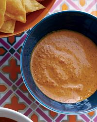 Chef Alex Stupak's spicy, tangy salsa, made with 50 dried árbol chiles, is an amazing all-purpose hot sauce.