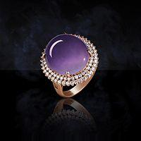 Purple-Lavender Jade
