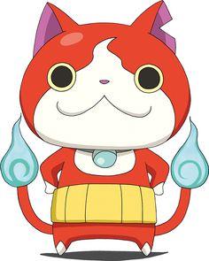 Jibanyan Scooby Snacks, Anime Fnaf, Anime Manga, Youkai Watch, Pikachu, Pokemon, Hokusai, Stencils, Watch Image