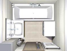 badkamer ontwerpen bij van wanrooij. ook je eigen badkamer, Badezimmer