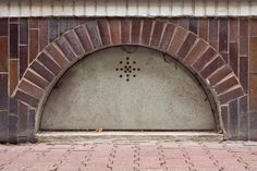 https://flic.kr/p/DJVpg3 | Concetto Spaziale (Spatial Concept) | Unintentional art of hand-drilled ventilation holes.  Brno, Czechia . . . . . See many more examples from my collection on the Concetto Spaziale (Spatial Concept) pinboard on pinterest. Dedicated to Lucio Fontana.