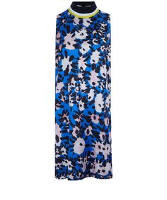 106956 - Blue Floral Print…