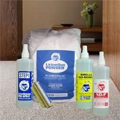 Ultimate I Cleaning System The Ultimate I Cleaning System is designed for serious spot cleaning for dog urine, cat urine, human urine stains and odors, up to 200 sq. ft.