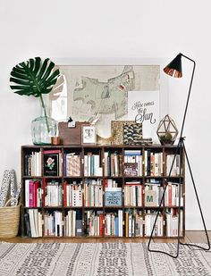 If You Have A Lot Of Books Organizing Them Can Be Hard Here Are Few Ways To Organize Your Bookshelves For The Perfect Shelfie Look