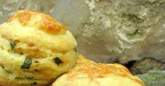 Medvehagymás, túrós, sajtos pogácsa 1 . ... a medvehagyma házassága a kedvenc pogácsánkkal.  Hozzávalók: 25... Dairy, Cheese, Food, Essen, Meals, Yemek, Eten