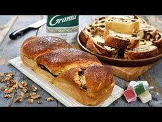 Moldavian sweet bread with scalded dough Sweet Bread, Bread Recipes, Banana Bread, Crisp, French Toast, Sweets, Dishes, Baking, Breakfast