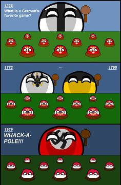 Whack-a-Pole