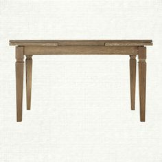 View the Luciano Small Weathered Dining Table from Arhaus. The Luciano Dining Table(s) will infuse your space with an air of warmth and elegance. A