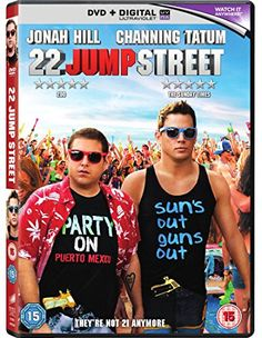 22 Jump Street [DVD] [2014] Sony Pictures Home Entertainment…