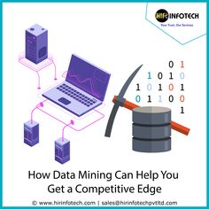 Far too many companies that I consult with sit on loads of good customer data and do nothing with it. It's really amazing because in that data is a gold mine of insight. Are you resting on loads of data that you aren't using? Would you like to read how you can use it? Here are the most popular ways of How DataMining Can Help You Get a Competitive Edge #DataMining #MachineLearning #BusinessGrowth #Marketing #SocialMedia #USA #France Data Mining Software, Blogger Blogspot, Data Cleansing, Data Conversion, Gold Mine, Data Processing, Data Entry, Data Collection, Big Data