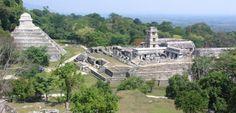 Palenque Ruins - Mexico