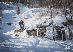 Spirit Mountain to Open for Lift-Served Downhill Winter Fat Biking | Singletracks Mountain Bike News
