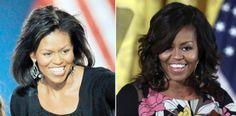 Qué hizo @MichelleObama para no envejecer en ocho años?...