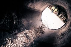 tunnel at game park - spring 2014 - Riccardo Ceccato - www.pher.it