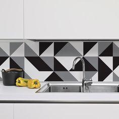 Adesivo Para Azulejo Cozinha 20x20cm New York