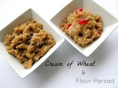 Parsad is a decadent pudding like dessert made during Hindu religious functions and distributed after the prayer ceremony is complete. Banana Bread Recipes, Cake Recipes, Bake And Saltfish, Coconut Buns, Coconut Oil, Guyanese Recipes, Trinidad Recipes, Trini Food, Cream Of Wheat