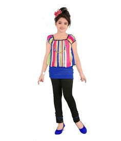 Loved it: Elite Multicoloured Top With Leggings, http://www.snapdeal.com/product/elite-multicoloured-top-with-leggings/633180999801
