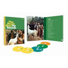 The Beach Boys: Pet Sounds: 50th Super Deluxe Edition
