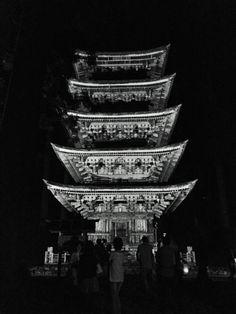 Haguro five-story pagoda