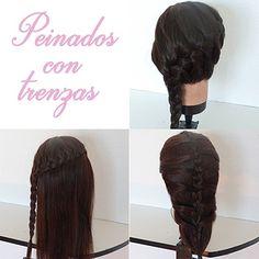 Peinados con trenzas Long Hair Styles, Beauty, Plaits Hairstyles, Long Hairstyle, Long Haircuts, Long Hair Cuts, Beauty Illustration, Long Hairstyles, Long Hair Dos