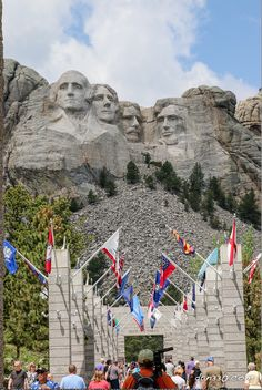 Mount Rushmore National Monument - Black Hills, South Dakota - Where are you going this summer? http://livedan330.com/2016/03/15/mount-rushmore-national-monument/